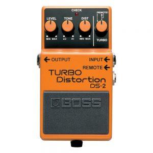 Boss DS-2 Turbo Dist Guitar Effect