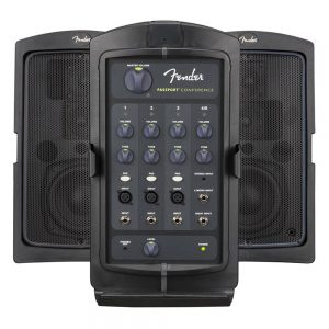 Fender Passport Conference 175W Portable PA System, 230V EU