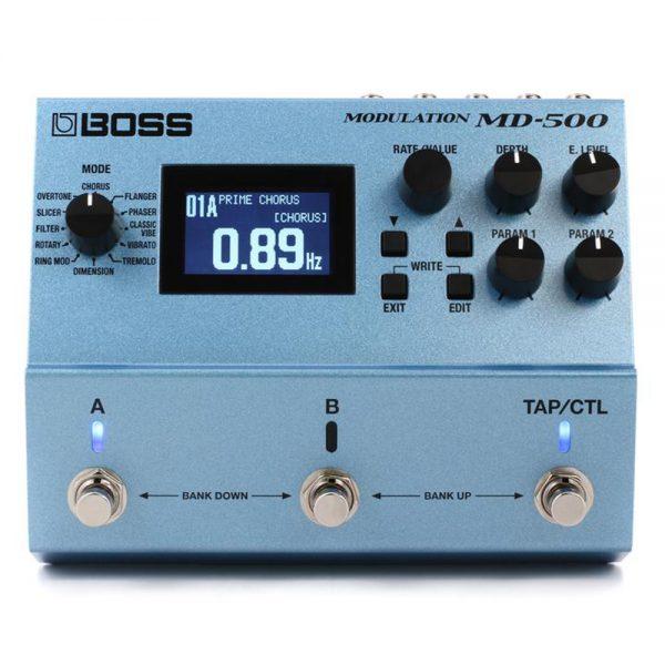 Boss MD-500 Modulation Guitar Effect Processor
