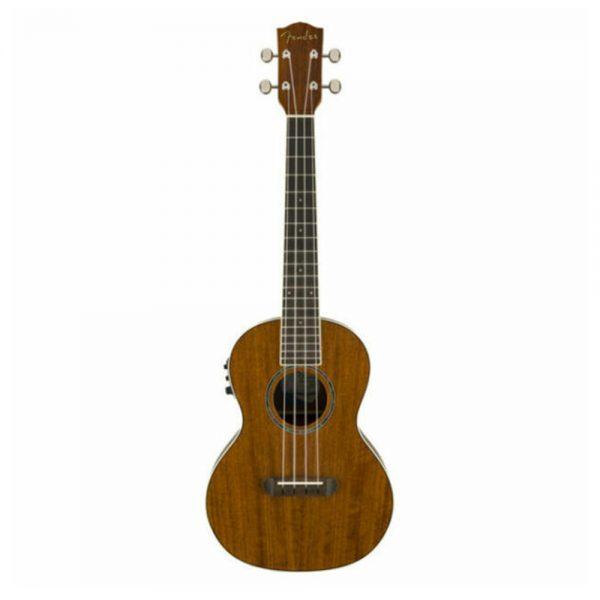 Fender Rincon Tenor V2 Ukulele w-Bag, Natural