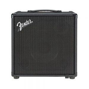 Fender Rumble Studio 40 Bass Combo Guitar Amplifier, 230V UK
