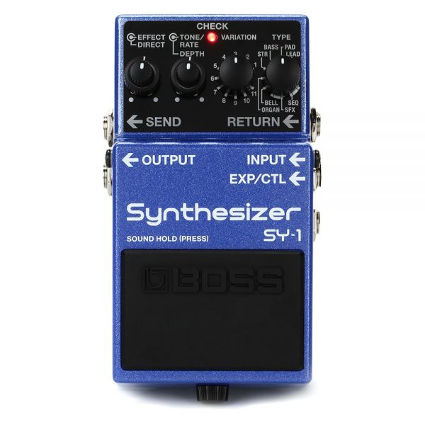 Boss SY-1 Gitar Effect Synthesizer
