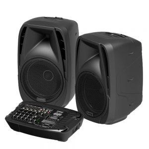 Laney AH210 PA System Speaker + Mixer