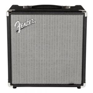 Fender Rumble 25 V3 Bass Combo Amplifier, 230V EU