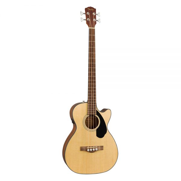 Fender CB-60SCE Acoustic Bass, Natural