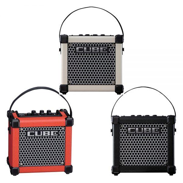 Roland MICRO CUBE GX Guitar Amplifier (BK/RD/WH)