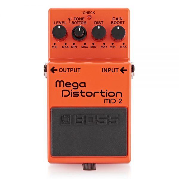 Boss MD-2 Mega Distrotion Gitar Effect