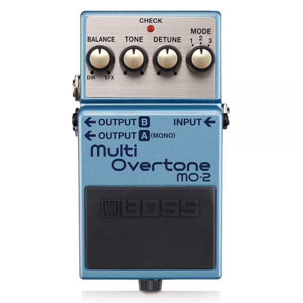 Boss MO-2 Multi Overtone Guitar Effect