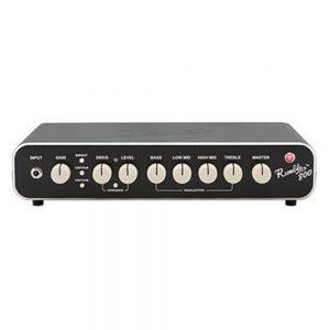 Fender Rumble 800 Bass Head Amplifier , 230V UK