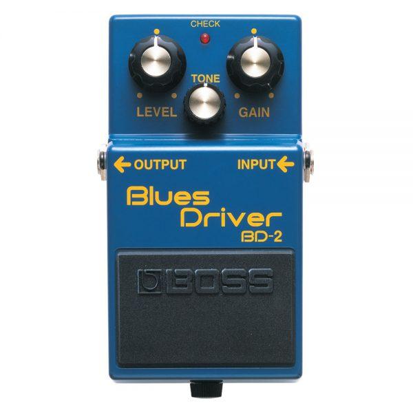 Boss BD-2 Blues Driver Guitar Effect
