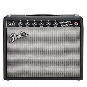 Fender 65 Princeton  Reverb Guitar Tube Combo Amplifier, 230V EUR