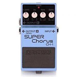 Boss CH-1 Super Chorus Guitar Effect