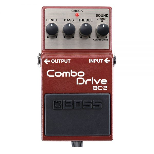 Boss BC-2 British Combo Drive Guitar Effect