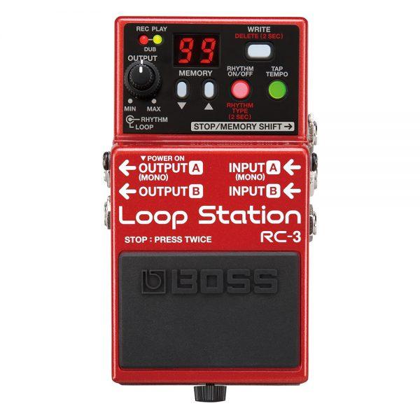 Boss RC-1 Loop Station Guitar Effect