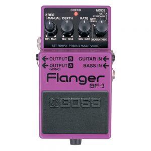 Boss BF-3 Flanger Gitar Effect