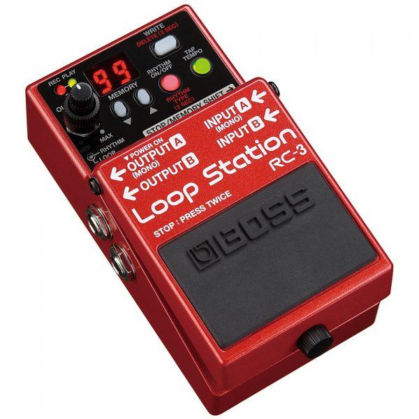 Boss RC-3 Loop Station Guitar Effect