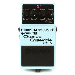 Boss CE-5 Chorus Ensemble Guitar Effect