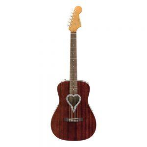 Fender Alkaline Trio Malibu Acoustic Guitar, Natural