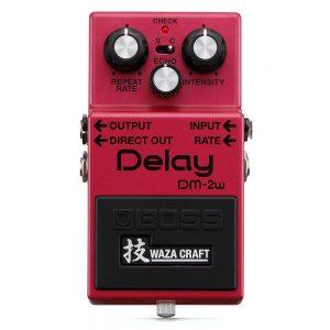 Boss DM-2W Delay Waza Craft Guitar Effect