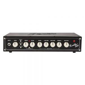 Fender Rumble 500 Bass Guitar Combo Amplifier V3, 230V EUR