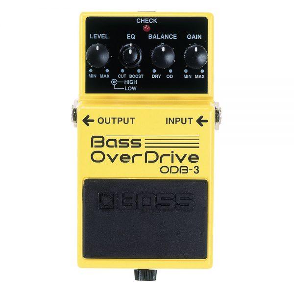 Boss ODB-3 Bass Overdrive Guitar Effect