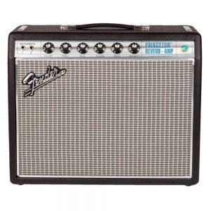 Fender 68 Custom Twin Reverb Guitar Tube Combo Amplifier, 230V EU