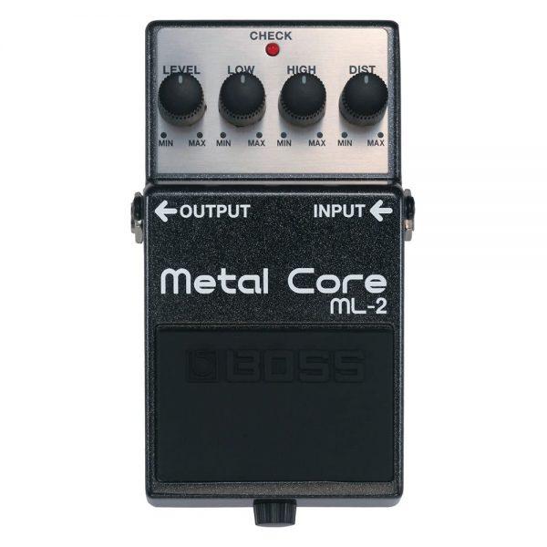Boss ML-2 Metal Core Gitar Effect