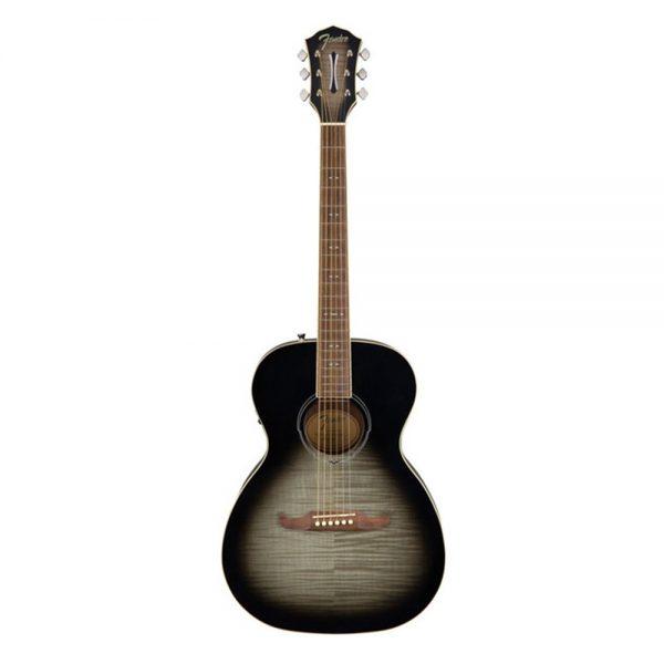 Fender FA-235E Concert Acoustic Guitar, Laurel FB, Moonlight Burst