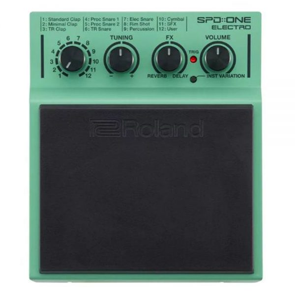 Roland SPD-One Electro Percussion Pad
