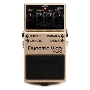 Boss AW-3 Auto Dynamic Wah Guitar Effect