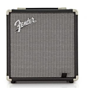 Fender Rumble 15 V3 Bass Combo Amplifier, 230V EU