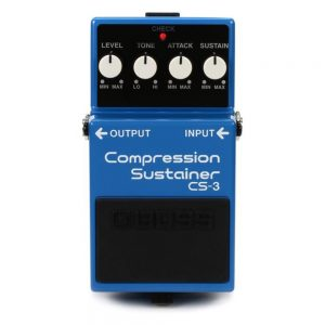 Boss CS-3 Compression Sustain Guitar Effect