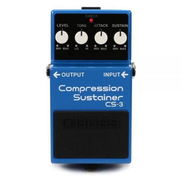 Boss CS-3 Compression Sustain Guitar Effect