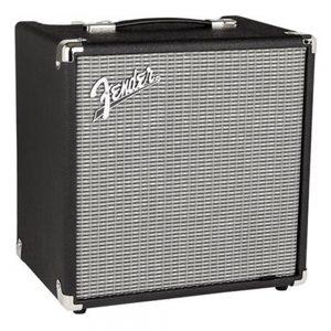 Fender Rumble 25 V3 Bass Combo Amplifier, 230V UK