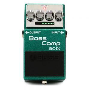 Boss BC-1X Bass Compressor Guitar Effect