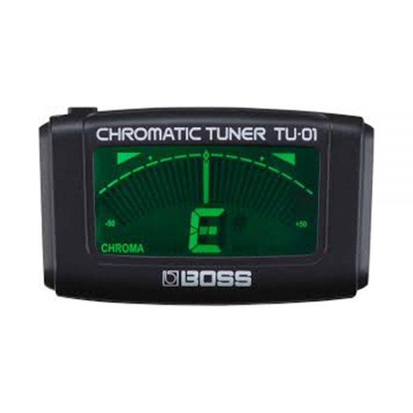 Boss TU-01 Clip-on Tuner Chromatic