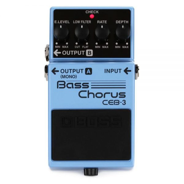 Boss CEB-3 Bass Chorus Guitar Effect
