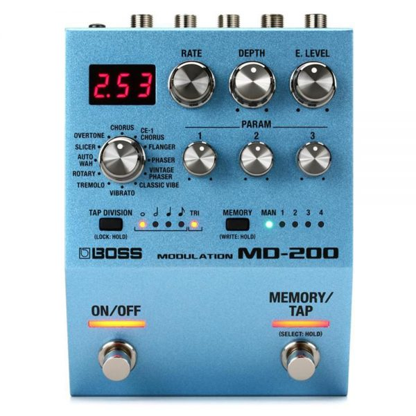 Boss MD-200 Modulation Guitar Effect Processor