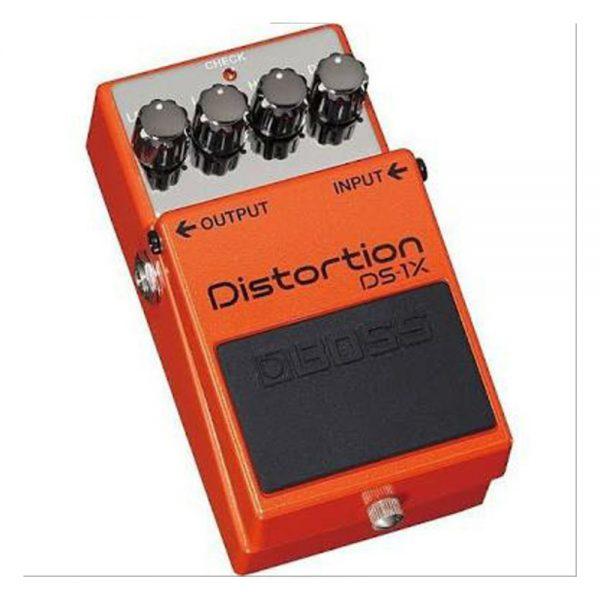 Boss DS-1X Distortion Guitar Effect