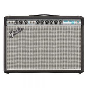 Fender 68 Custom Deluxe Reverb Tube Guitar Combo Amplifier, 230V UK