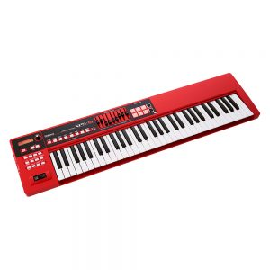 Roland XPS-10 Synthesizer (Black / Red)