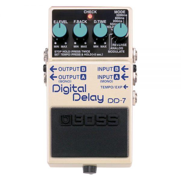 Boss DD-7 Digital Delay Guitar Effect