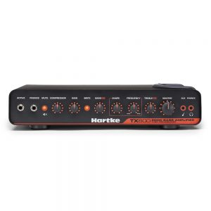 Hartke TX600 Lightweight 600W Bass Head