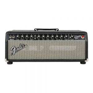 Fender Bassman 800 Bass Guitar Amplifier Head, 230V EUR
