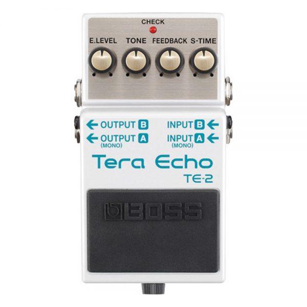 Boss TE-2 Tera Echo Guitar Effect