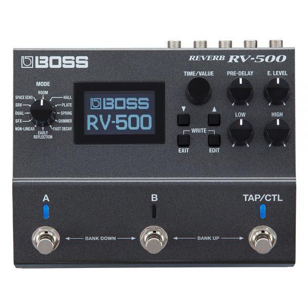 Boss RV-500 Guitar Effect Processor