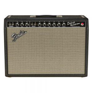 Fender 64 Custom Deluxe Reverb Guitar Combo Tube Amplifier, 230V EU