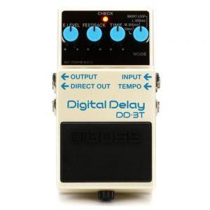 Boss DD-3T Gitar Effect Digital Delay w/Tap Tempo