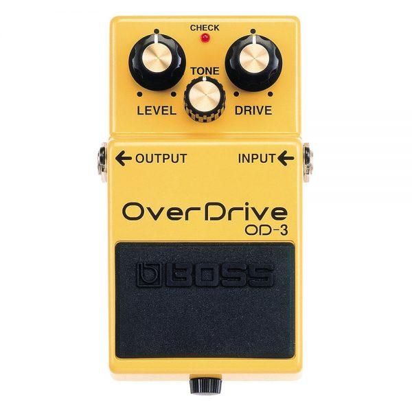 Boss OD-3 Overdrive Guitar Effect