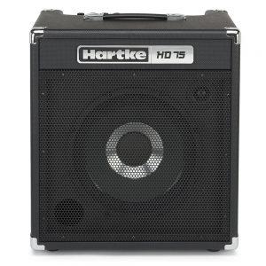 """Hartke Hydrive HD75 75W 12"""" Bass Combo Ampli"""
